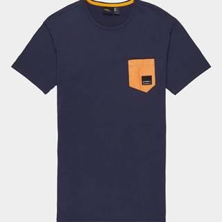 Tričko  Lm Shape Pocket T-Shirt Modrá