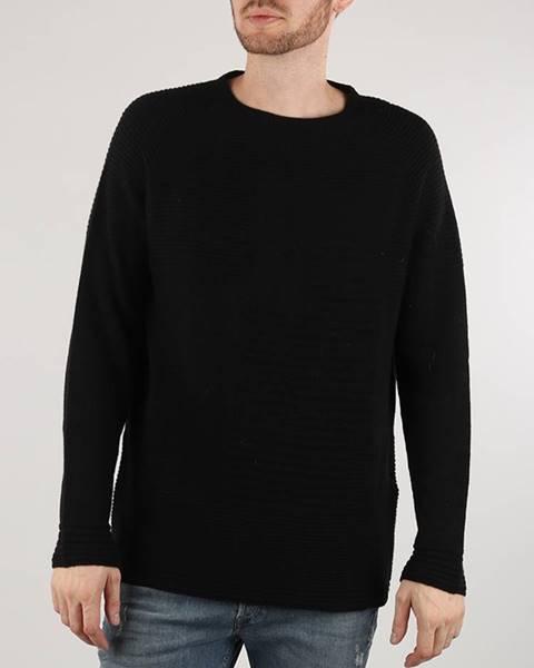 Čierny sveter Diesel