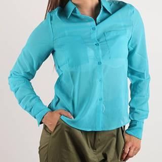 Košeľa Terranova Camicia Modrá