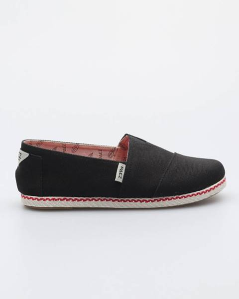 Topánky  Classic Heavy Canvas Black Čierna