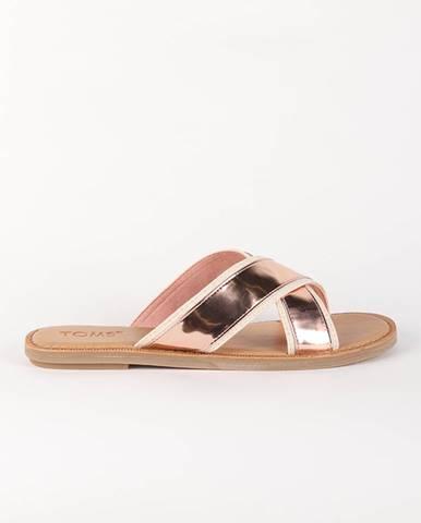 Sandále, žabky TOMS
