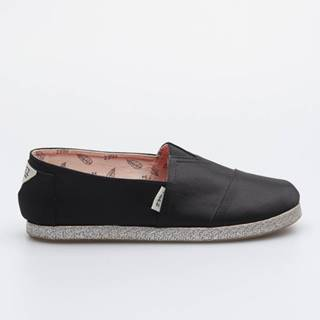 Topánky  Classic Satin Black Čierna