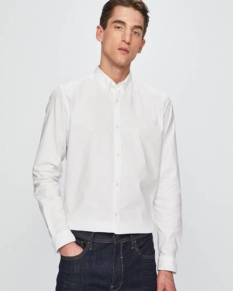 Biela košeľa Premium by Jack&Jones