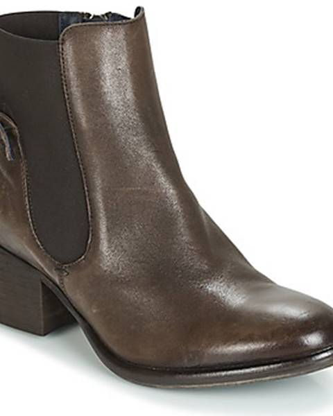 Hnedé topánky Dorking