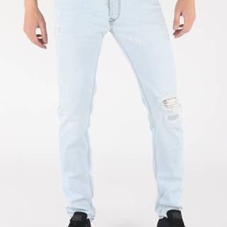 Džínsy Diesel Sleenker L.32 Pantaloni Modrá