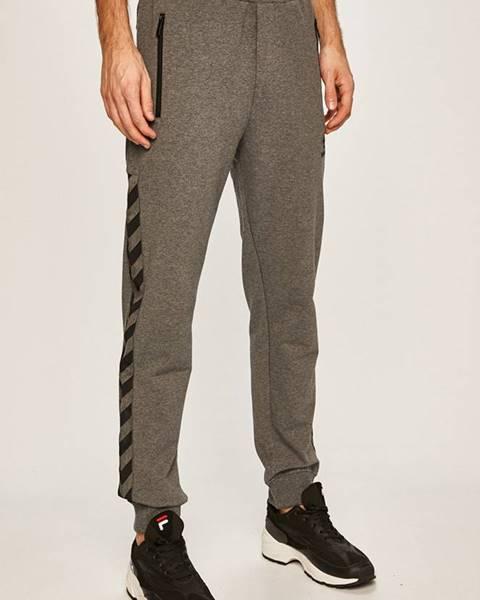 Sivé nohavice Hummel