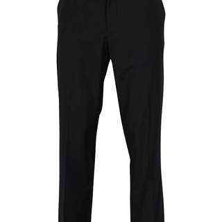 Tmavomodré regular fit nohavice Burton Menswear London