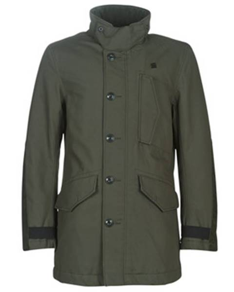 Kaki kabát G-Star Raw