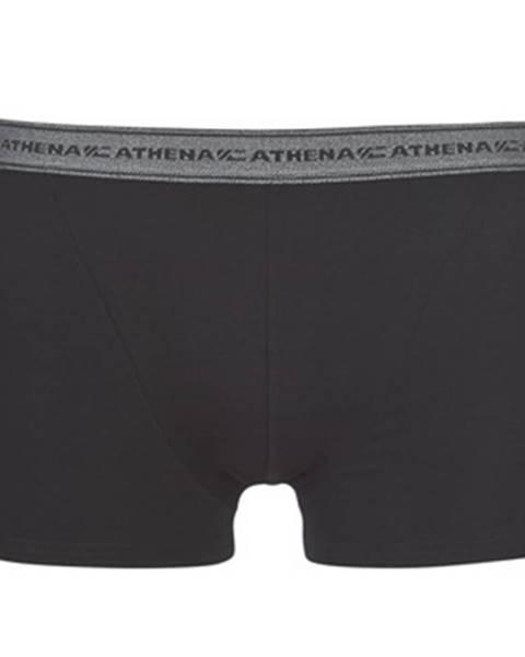 Čierna spodná bielizeň Athena