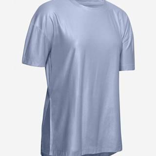 Tričko Under Armour Unstoppable Cire Side Slit Tunic Ssc-Blu Modrá