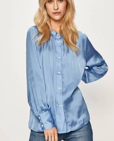 Modrá košeľa Only