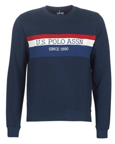 U.S Polo Assn.  Mikiny U.S Polo Assn.  TRICOLOR STRIPE FLC