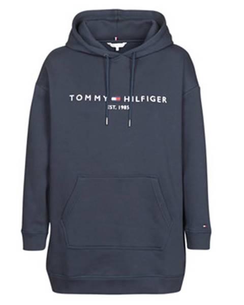 Modré minišaty Tommy Hilfiger