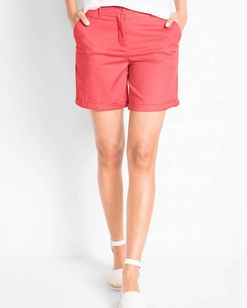 Ružové šortky bonprix