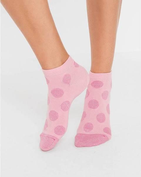 Modré ponožky bonprix