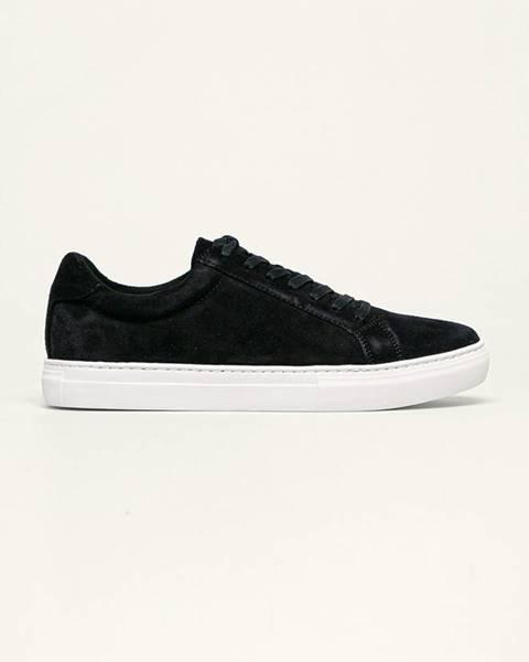 Tmavomodré topánky Vagabond
