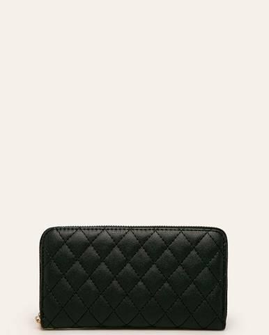 Čierna peňaženka Answear