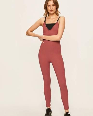 Ružový overal Nike Sportswear