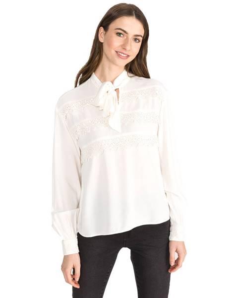 Biela blúzka Vero Moda