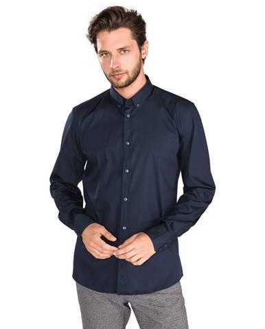 Modrá košeľa Antony Morato
