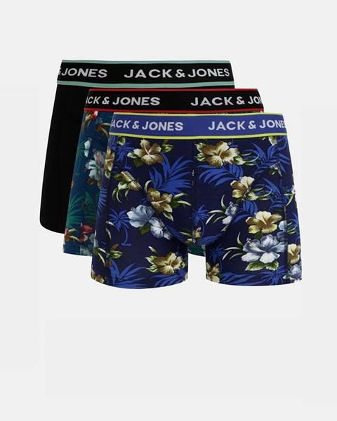 Modrá spodná bielizeň Jack & Jones