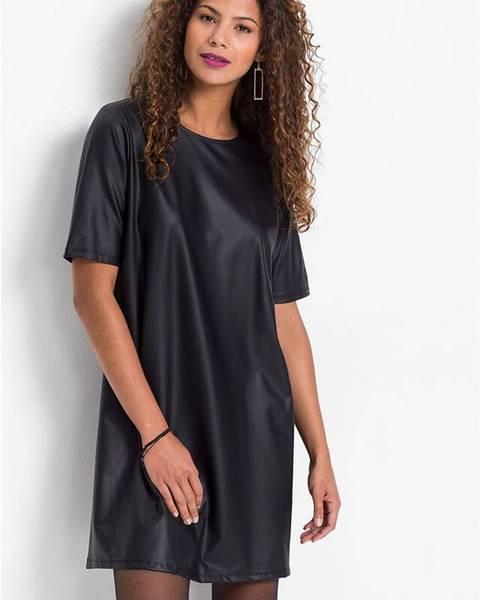 Čierne šaty bonprix