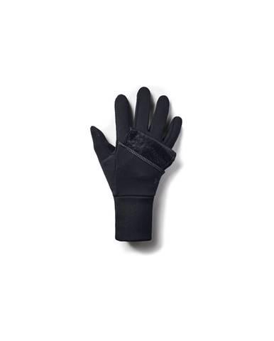 Čierne rukavice Under Armour