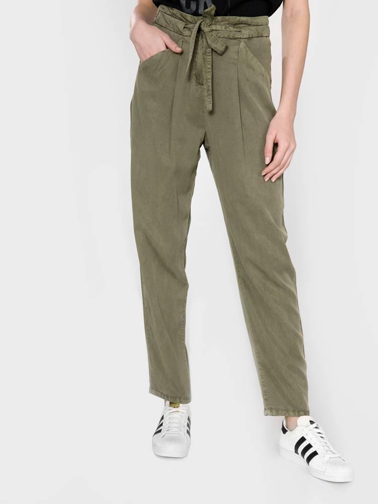 Vero Moda Breeze Kalhoty Vero Moda Zelená