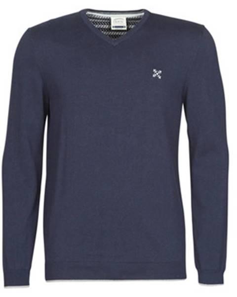 Modrý sveter Oxbow