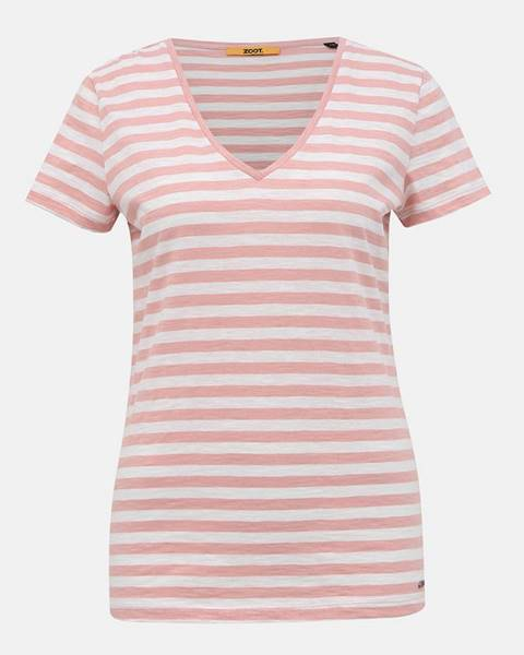 Ružové tričko zoot baseline