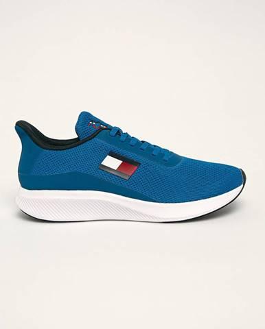 Modré topánky Tommy Sport
