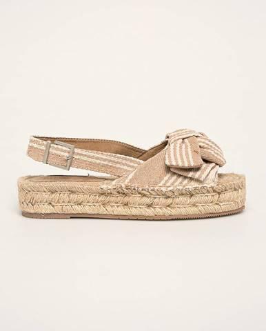 Sandále, žabky Corina