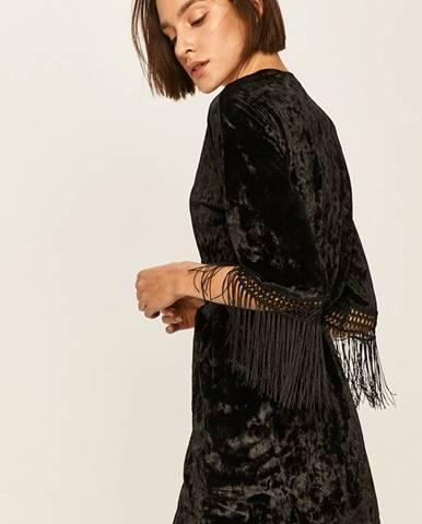 Čierne sako Answear