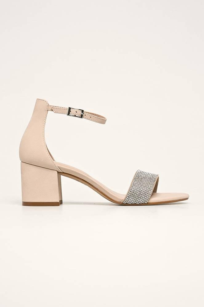 Aldo Aldo - Kožené sandále