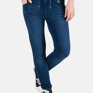 Tmavomodré dámske nohavice SAM 73