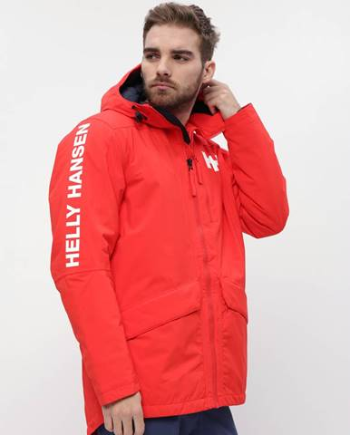 Červená bunda Helly Hansen