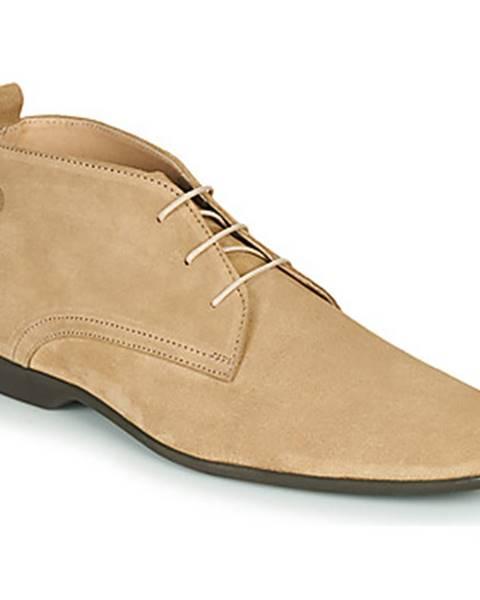 Béžové topánky Carlington