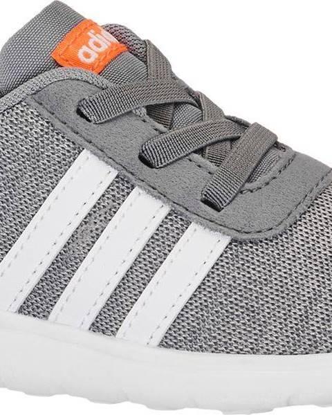 Sivé tenisky adidas