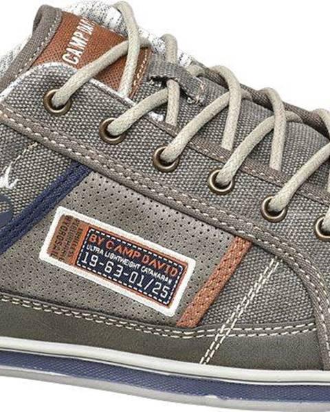 Sivé topánky Venture by Camp David