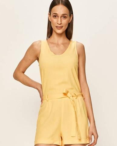 Žltý overal Vero Moda