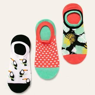 Medicine - Členkové ponožky Basic (3 pak)