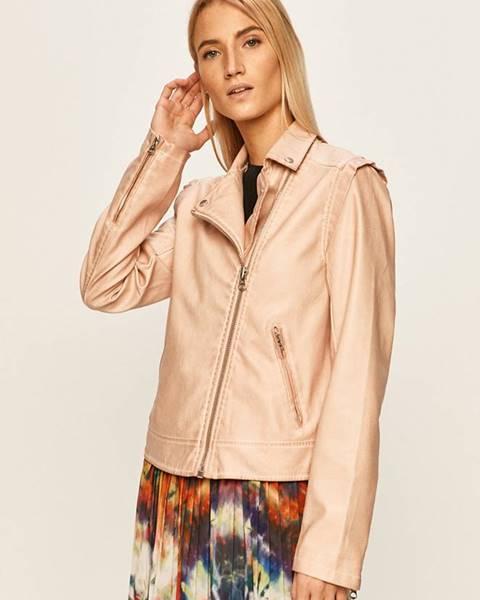 Ružová bunda Pepe jeans
