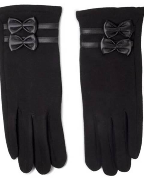 Čierne rukavice