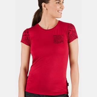Červené dámske tričko SAM 73