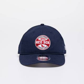 New Era 9Fifty MLB Cooperstown Red Sox Hat Navy Blue