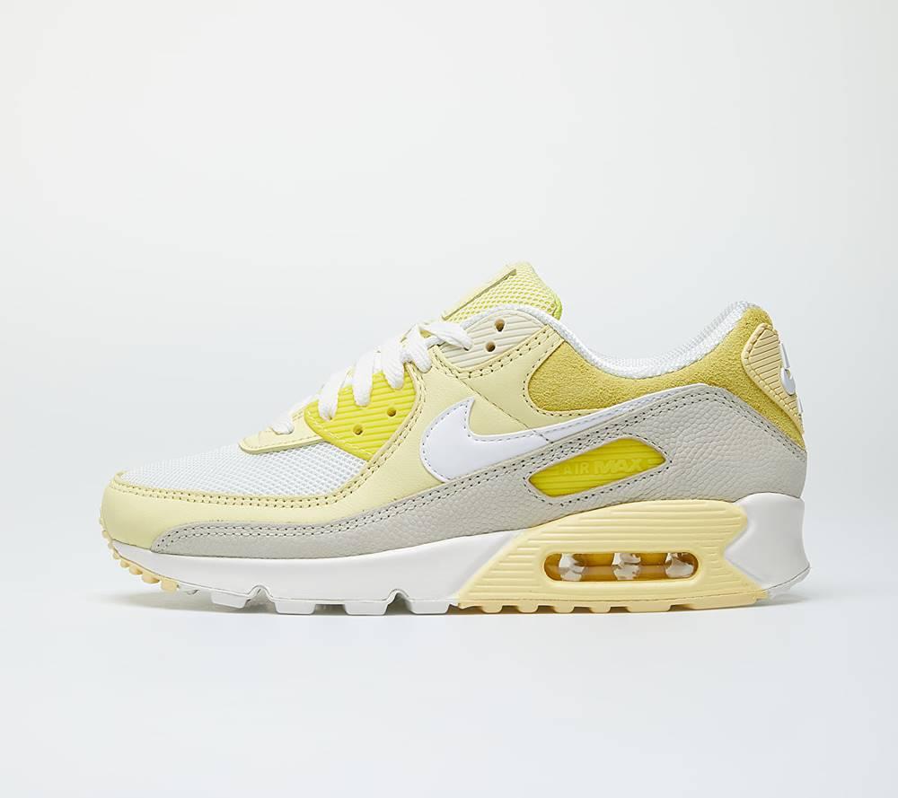 Nike Nike Wmns Air Max 90 Opti Yellow/ White