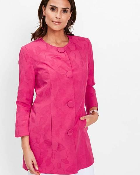 Ružové sako bonprix