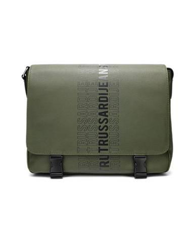 Zelená taška Trussardi Jeans