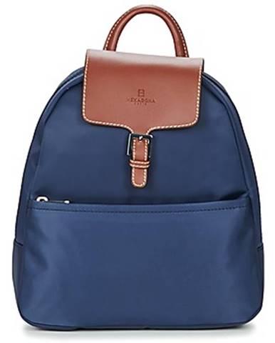 Modrý batoh Hexagona