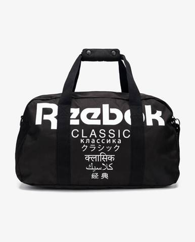 Čierna taška Reebok Classic